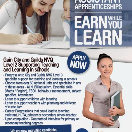 Apprentice Teaching Assistant