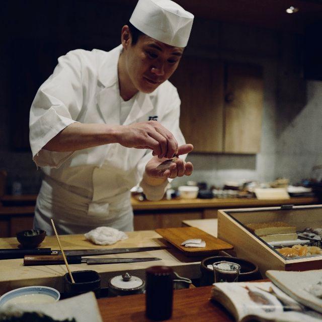Sushi Chef de partie