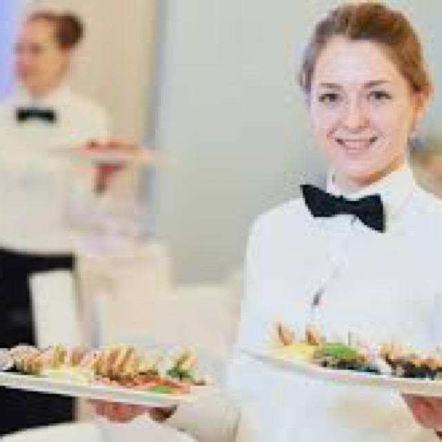 Camarero/a banquetes