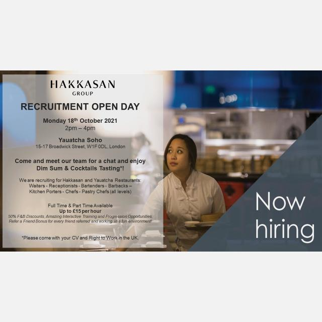 Recruitment Open Day