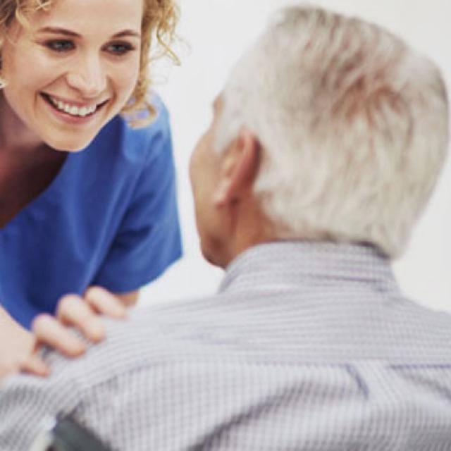 Care assistant in Nursing home/COVID unit