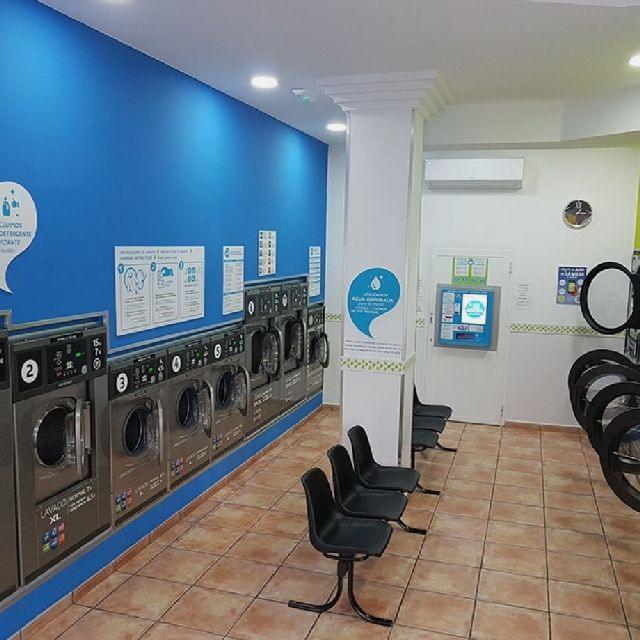Gestor de lavandería de Autoservicio