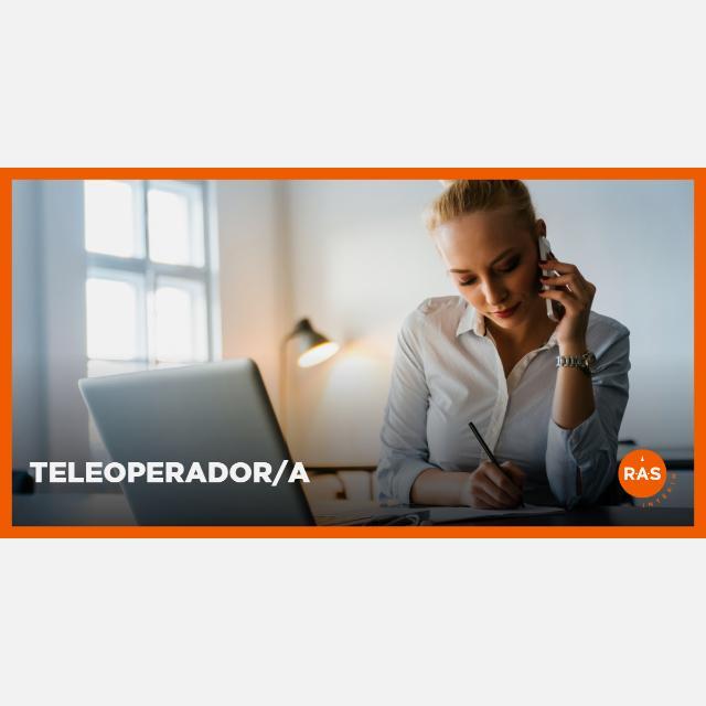 Teleoperador/a
