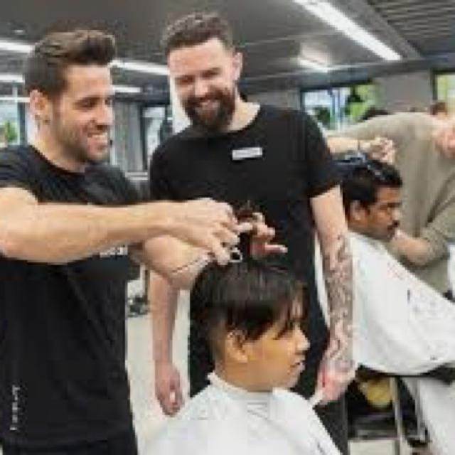 Apprentice barber