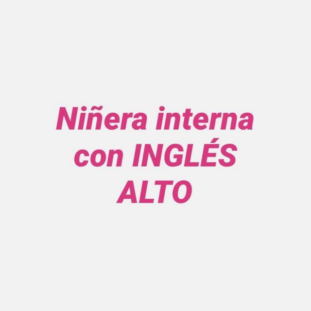 Niñer@ intern@ para Calella