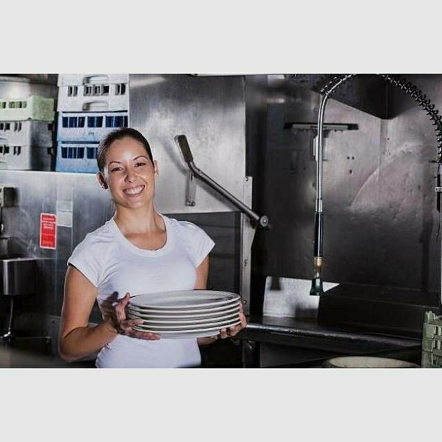 Ayudante/a de Cocina y Friegaplatos