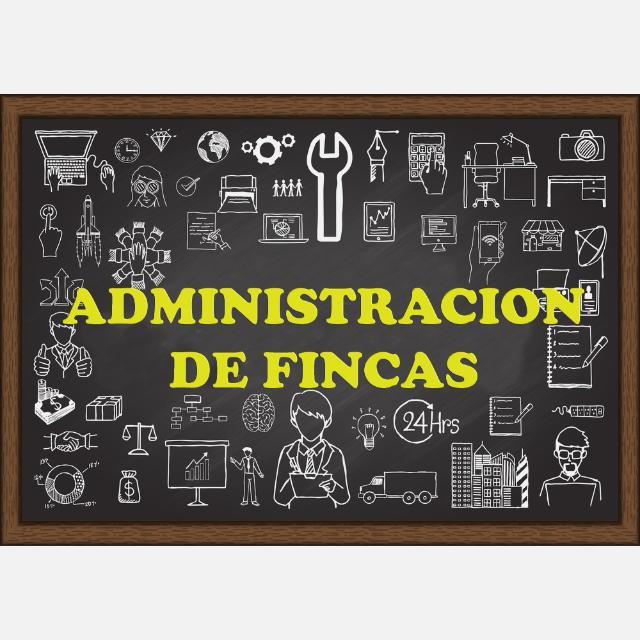 SE BUSCA ADMINISTRADOR DE FINCAS