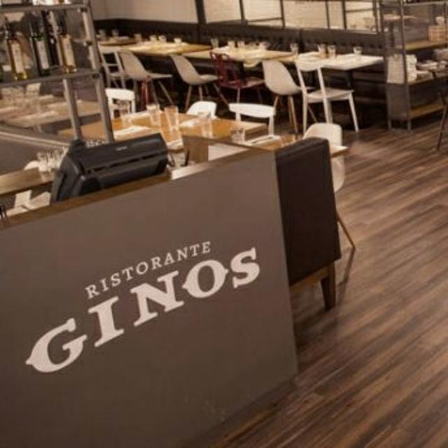 Ayudante de Cocinero/a 20h Ginos CC. Palacio hielo