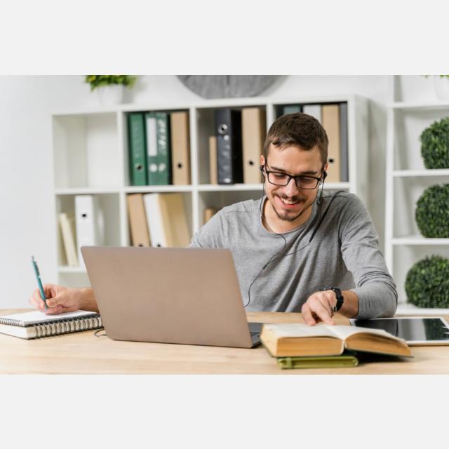 Profesor/a particular en remoto de Español para Extranjeros