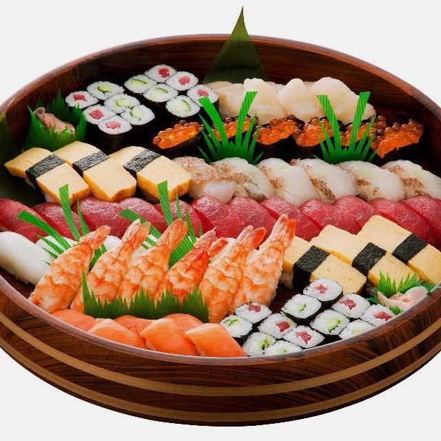 Ayudante/a de sushi