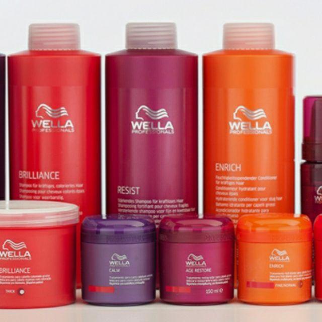 Comercial productos de peluquería