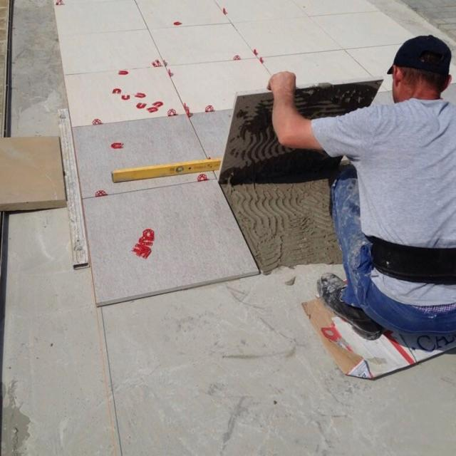 Patio layer