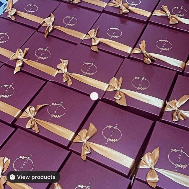 Chocolate packer