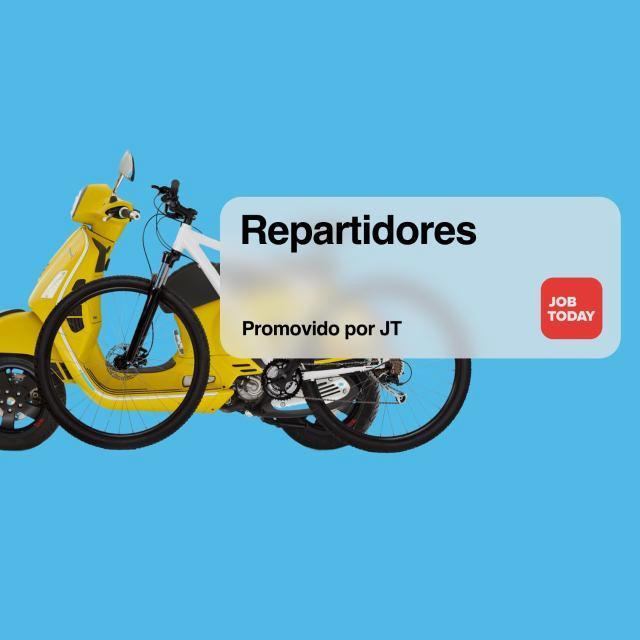 Repartidor/a en Moto