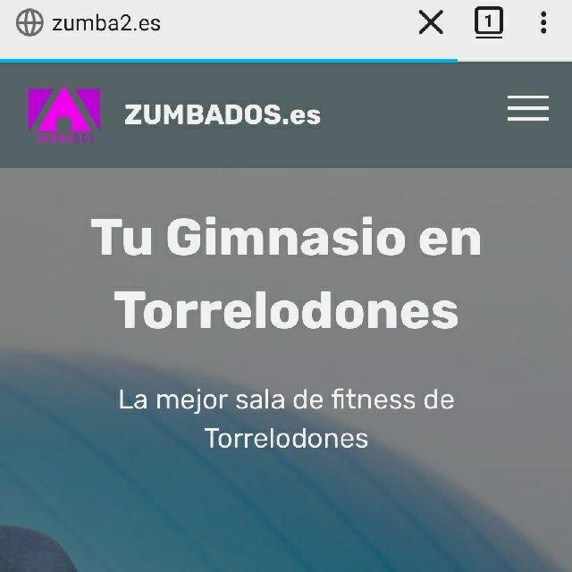Instructora de Fitness