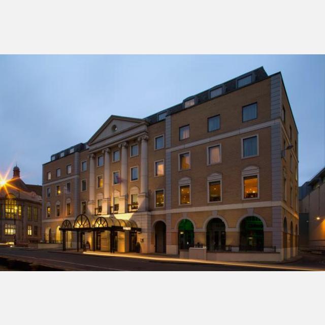Night Receptionist Hotel