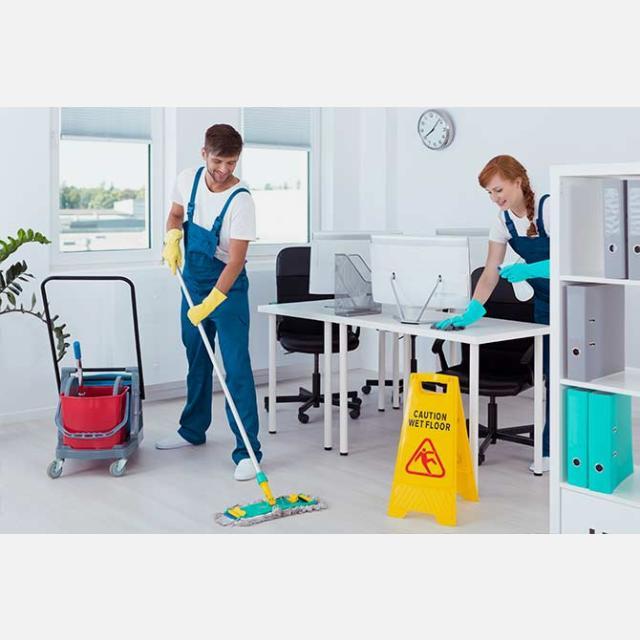 Limpiadora (4 días, 2 horas día)