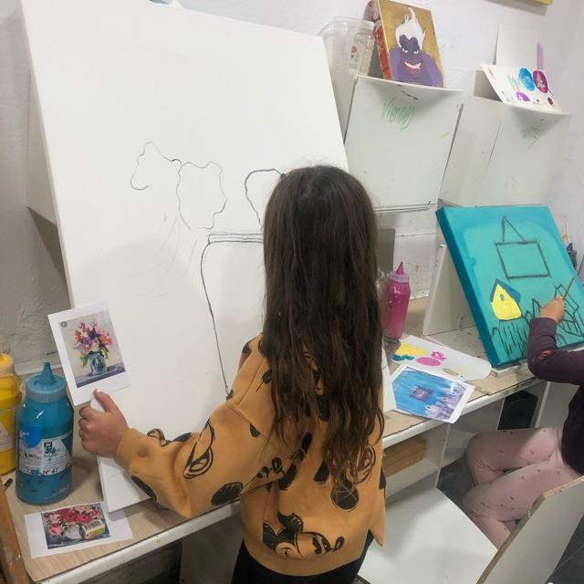 Profesor/a de Dibujo y Pintura