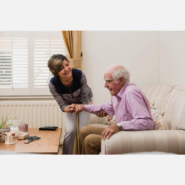Live-In Care work UK nationwide