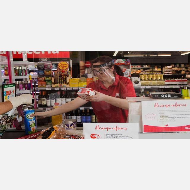 Coordinador/a Supermercado