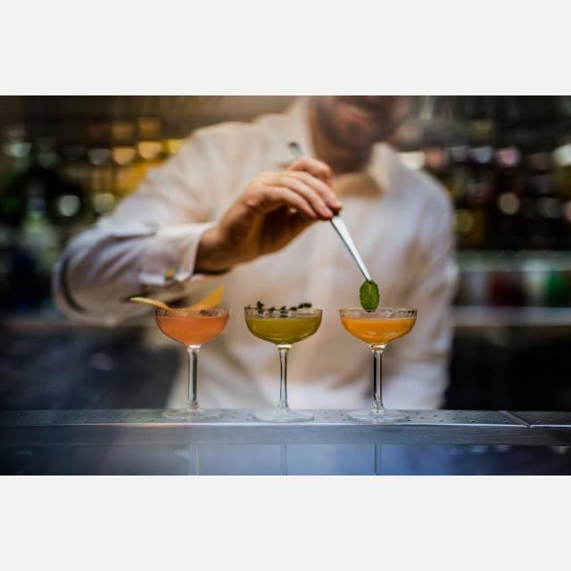 Bartender (Yauatcha Soho)