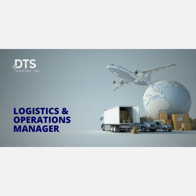 Logistics and Operations Manager