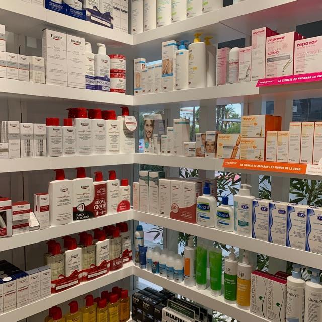 Contable en farmacia