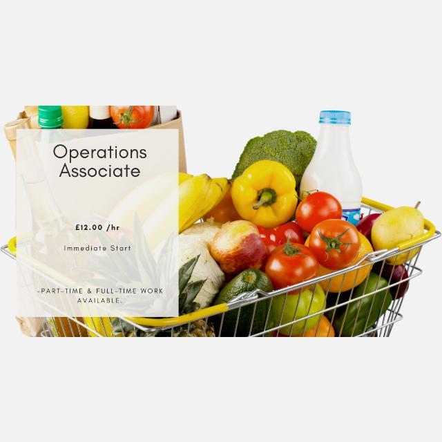 Operations Associate