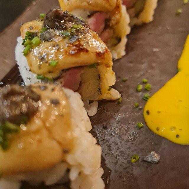 Ayudante de sushiman