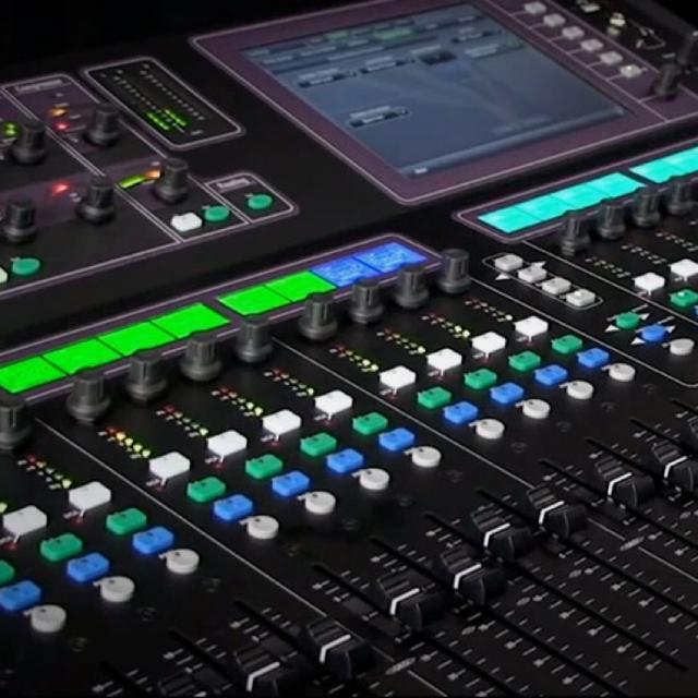 Técnico/a de Sonido y Iluminacion