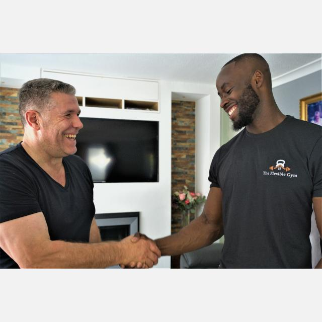 Mobile Personal Trainer £30 P/H