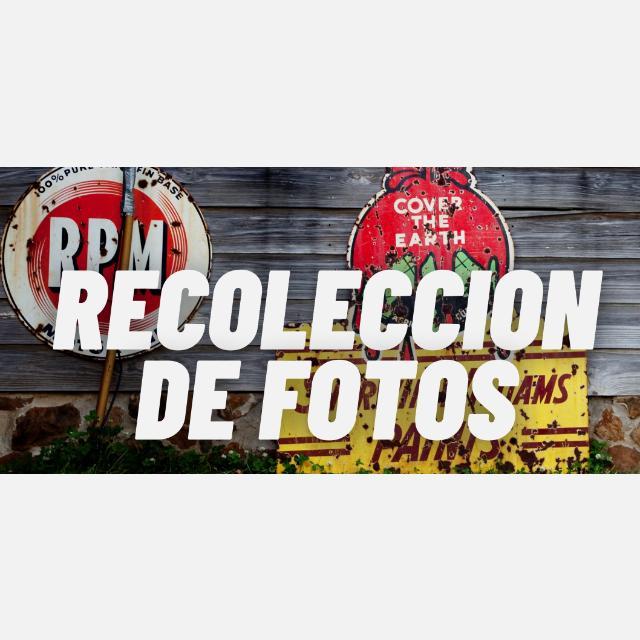 Recolector de Fotos
