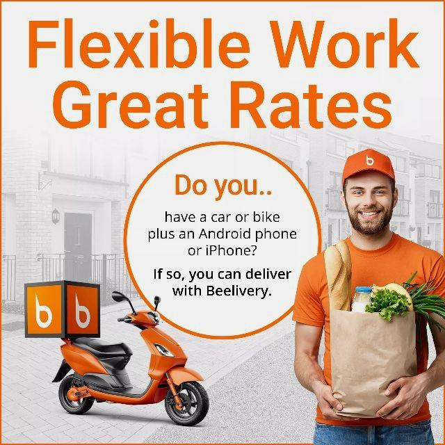 Delivery Driver - Beelivery