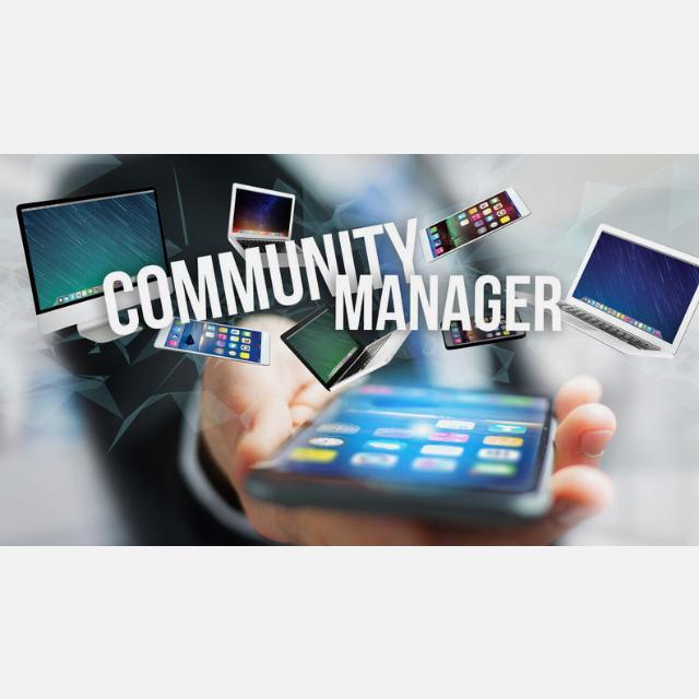 Creación de contenido y community manager