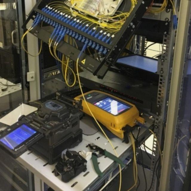 Instalador de fibra optica