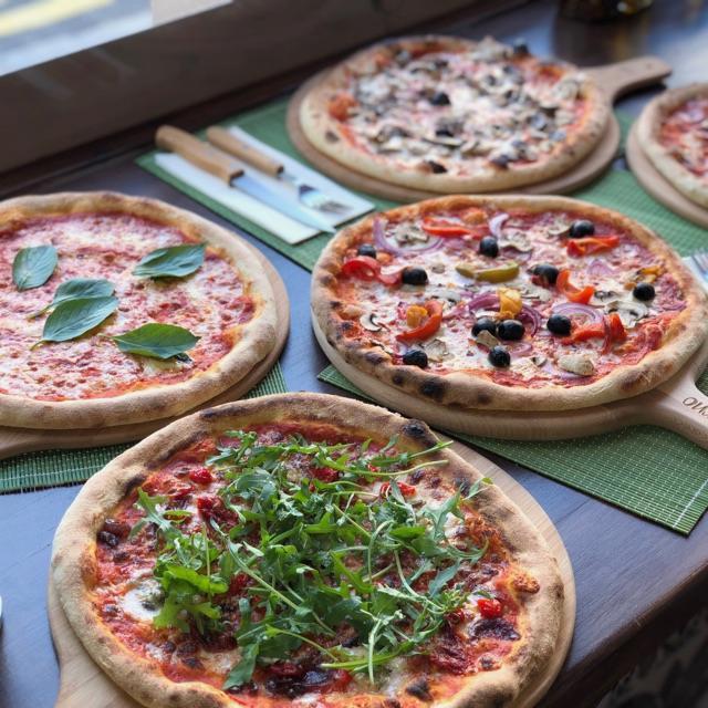 Pizza Maker / Pizzaiolo
