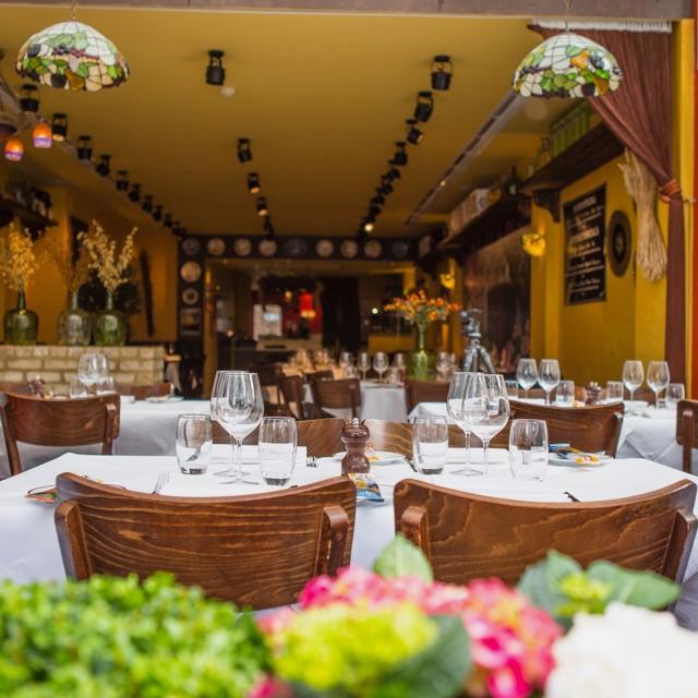 Supervisor Italian Restaurant