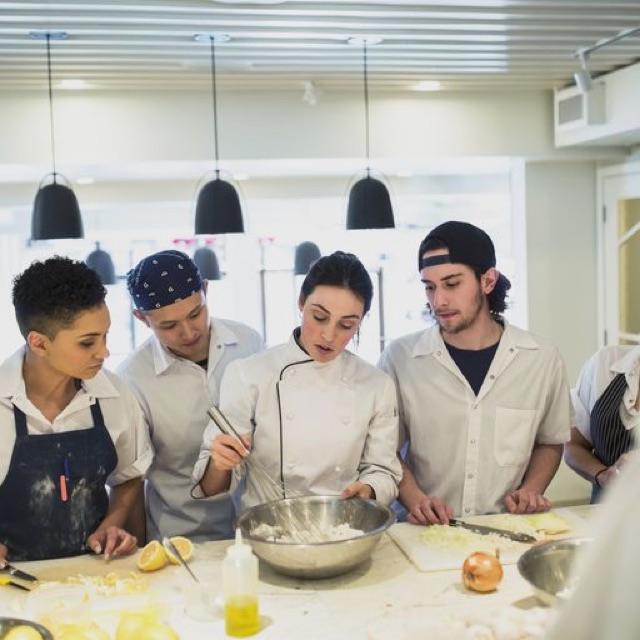 Kitchen Crew Member