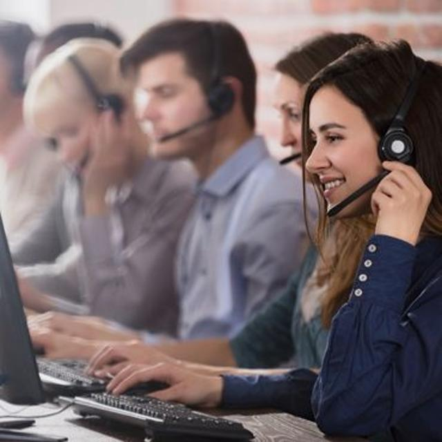 Teleoperador atención al cliente