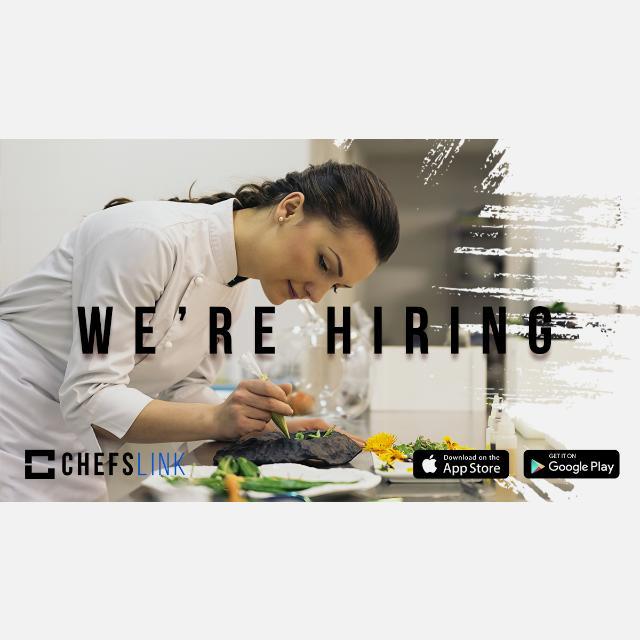 Head Chef / Sous Chef / Chef de Partie / Pastry Chef de Partie