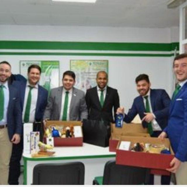 ASESOR INMOBILIARIO, comercial de zona,Formación a cargo de la empresa