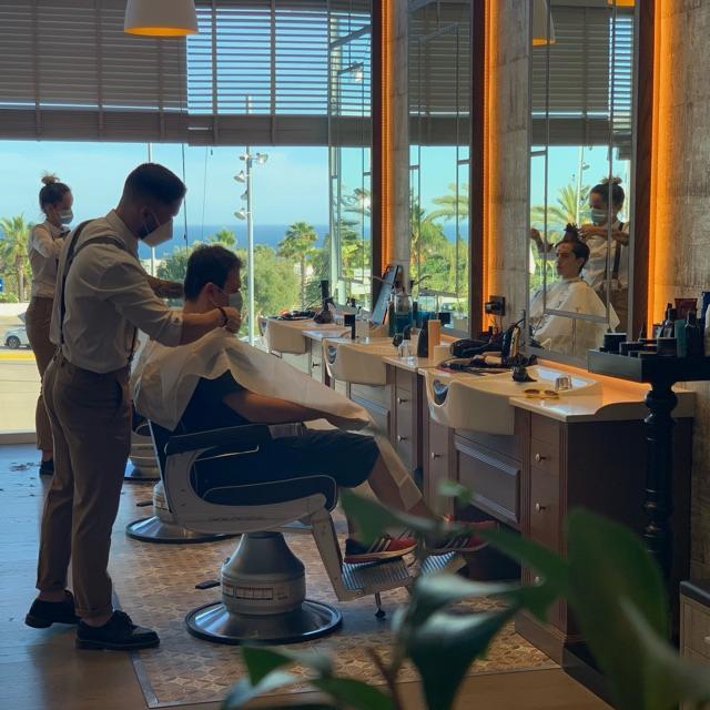 Barbero/a