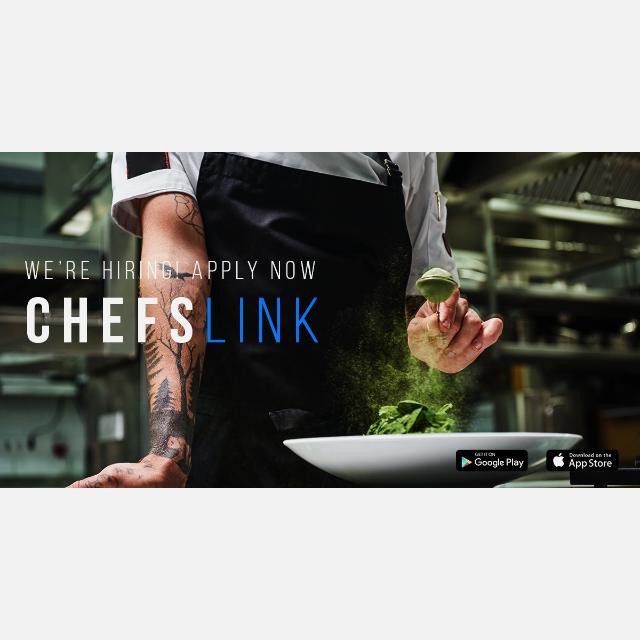 Head Chef / Sous Chef / Chef de Partie / Pastry Chef de Partie / Demi Chef
