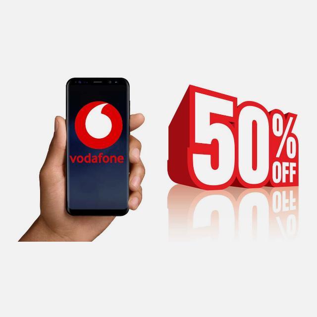 Descuentos Vodafone al pequeño comercio. Plan de carrera