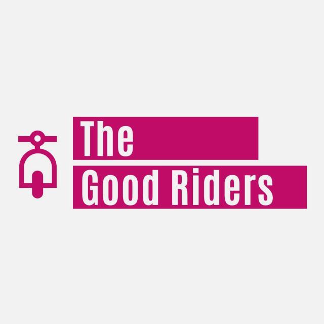 Repartidor/a en bici con discapacidad