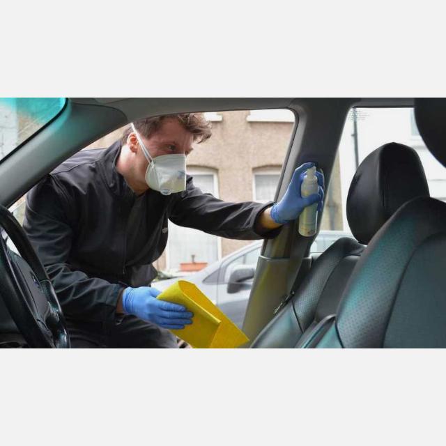 Limpieza y desinfección de vehículos y establecimientos