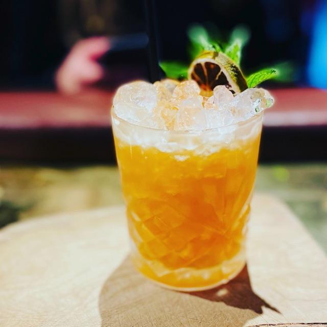 Cocktail Bartender & Server
