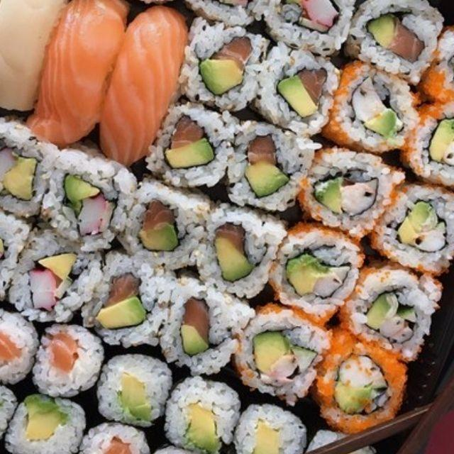 Ayudant@ de Sushi Chef