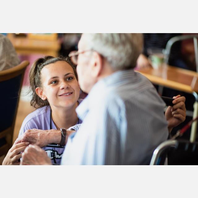 Night Dementia Support Worker (Bank)