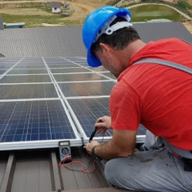Instalador paneles solares fotovoltaicos